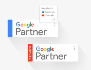Specjalizacje Google Partners loading=