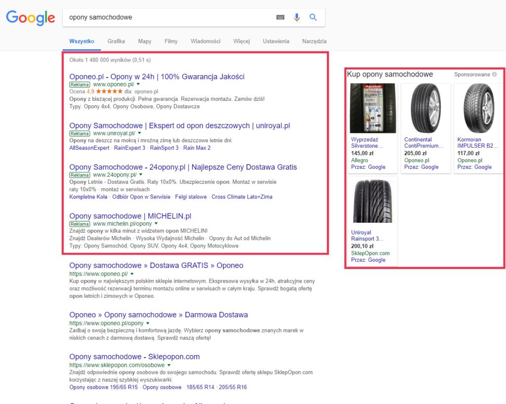 Kampanie Google Adwords Lublin