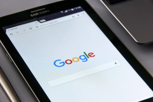 Google chrome w aplikacji mobilnej