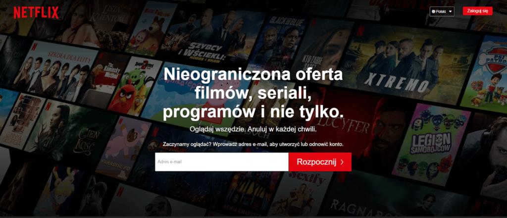 Netflix Call ToAction