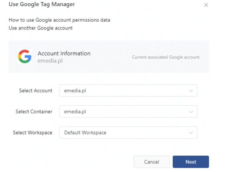wdrozenie piksela tiktoka google tag manager